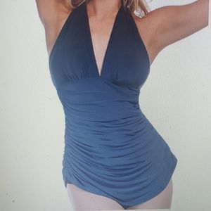 MagicSuit by Miraclesuit Halter Tankini Top New